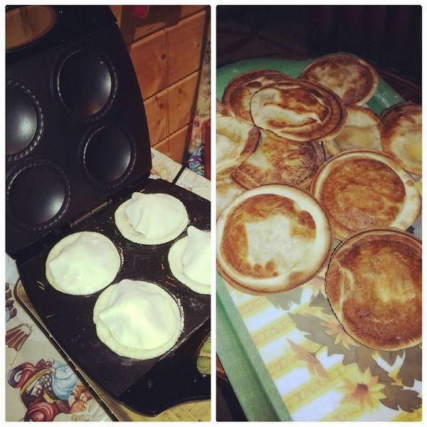 Пирожки в паймейкере